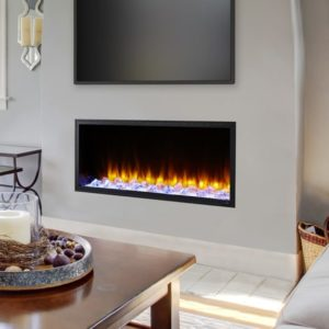 Image of SimpliFire Scion Electric Fireplace