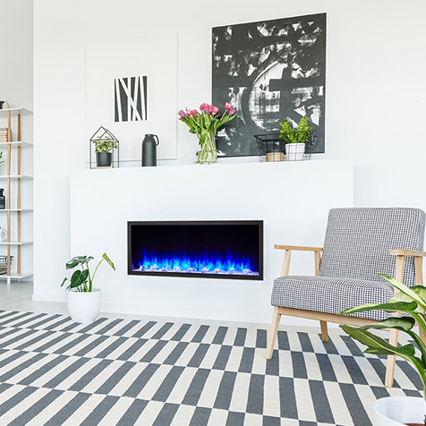 Electric Fireplaces To You